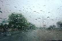 هواشناسی برای سمنان ادامه بارش پراکنده باران و وزش باد شدید پیش بینی کرد