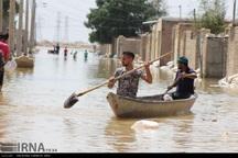 تیم های امدادو درمان ناجا به نقاط سیل زده خوزستان اعزام شدند