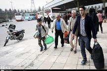 نگاهی به شیوه محاسبه مسافران ورودی به مشهد