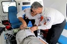 کارکنان اورژانس پیش بیمارستانی قزوین رتبه بندی می شوند