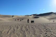 مسیرهای جدید گردشگری در اثر ثبت جهانی بیابان لوت تعریف می شود