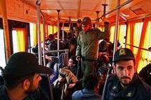 77 متهم در اجرای طرح ارتقاء امنیت اجتماعی در اهواز دستگیر شدند