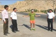 دونده یاسوجی رکورد جهانی دو با طناب را شکست