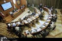 چالش «باغ کتاب و تصویر گورخر برای مفاهیم ترافیکی» در جلسه شورای شهر تهران