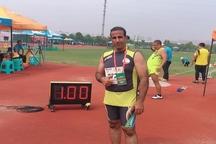ورزشکار کرمانی به مسابقات جهانی دو و میدانی اعزام شد