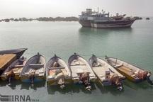 دریای عمان برای انجام فعالیت های دریایی مساعد شد