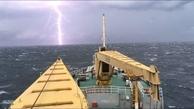 تصویری شگفت انگیز از خلیج فارس