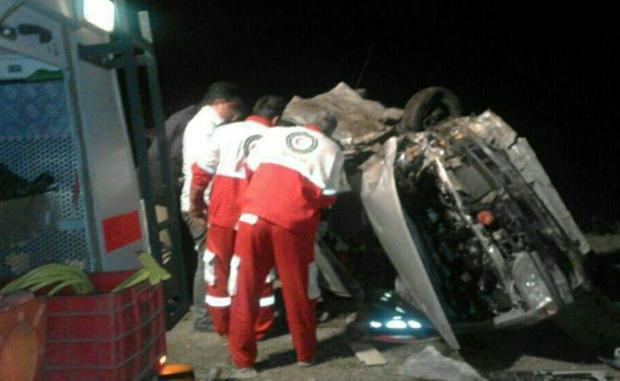 تلفات جاده ای در استان اردبیل 48 درصد کاهش یافت