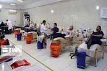 بیشاز ۳۵ هزار نفر در سیستان و بلوچستان خون اهدا کردند