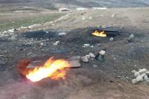 5  کوره ذغال غیر مجاز در ملارد شناسایی شد