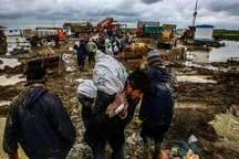 امدادرسانی در مناطق صعبالعبور گلستان ادامه دارد