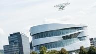 اولین آزمایش موفق تاکسی هوایی بر فراز شهری در اروپا