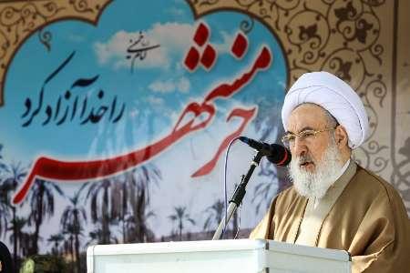 امام جمعه تبریز: سوم خرداد نقطه عطفی در تاریخ دفاع مقدس است
