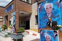 افتتاح مدرسه ای خیرساز و آغاز بازسازی مدرسه شهدای زینبیه در میانه