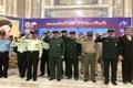 مراسم بزرگداشت آزادسازی خرمشهر در حرم امام راحل برگزار شد