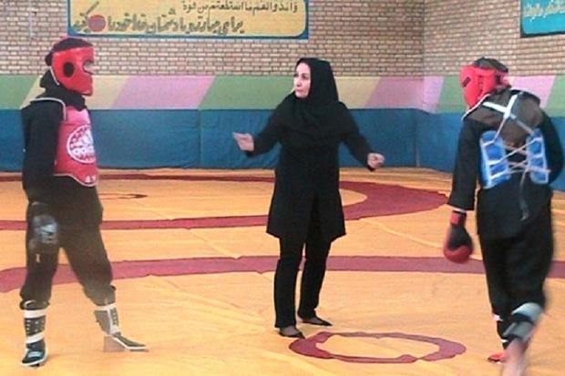 بانوان کونگ فوکار سیستان و بلوچستان به رقابت های کشوری رفتند