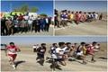 آذربایجان شرقی قهرمان مسابقات دو صحرانوردی کشور شد