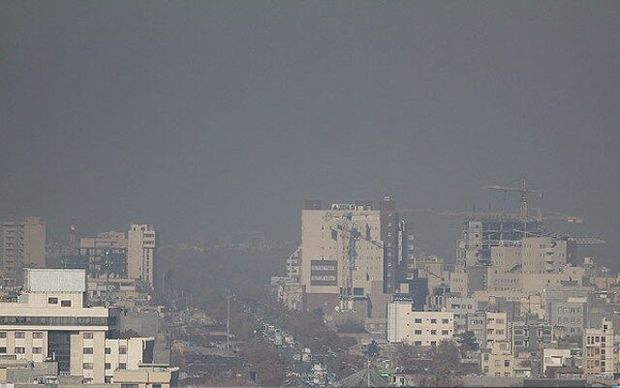 آلودگی هوای مشهد وارد چهارمین روز متوالی شد