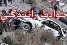 افزایش 14 درصدی حوادث رانندگی فوتی برون شهری در استان کرمان