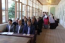 موزه حکیم نظامی آستارا بازگشایی شد