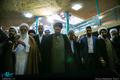 مراسم تشییع حجت الاسلام و المسلمین حمیدزاده(ره) از حسینیه جماران