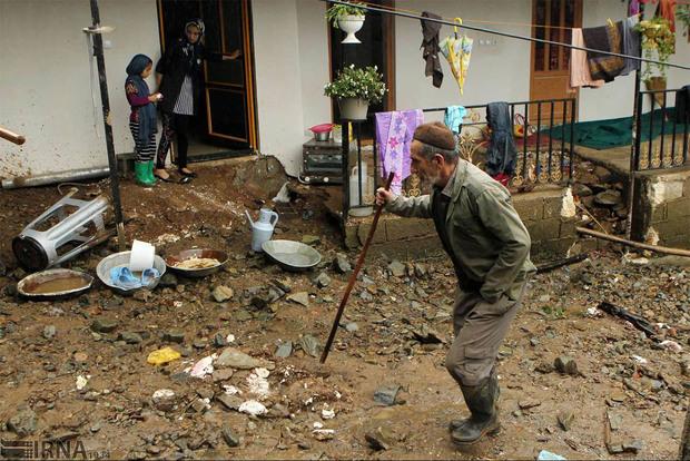 خسارات منازل ایثارگران سیل زده در خراسان رضوی جبران میشود