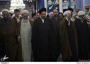تجدید میثاق خبرگان رهبری با آرمانهای بلندامام خمینی (س)