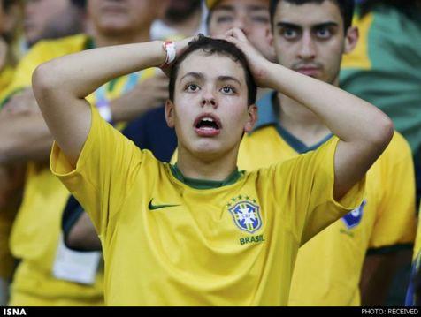 برزیل از کوپا آمهریکا حذف شد