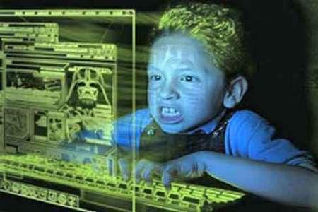 استفاده بیش از حد نوجوانان از اینترنت