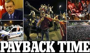 تمامی اخراجی های کودتای ترکیه