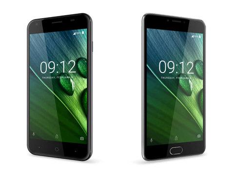 ایسر دو گوشی ارزان معرفی کرد: Liquid Z6 و Liquid Z6 Plus