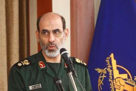 ماموریت های مستشاری سپاه پشتوانه مسئولان دیپلماسی کشور است