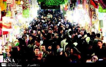 افزایش نیم میلیونی جمعیت ایران