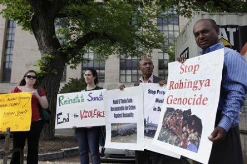 کمپین رفع اختلافات مذهبی بین بوداییان و مسلمانان در میانمار به راه افتاد