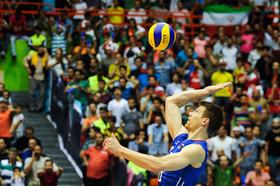برنامه مرحله دوم والیبال قهرمانی آسیا