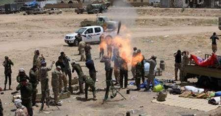 یک عامل انتحاری خود را در میان آوارگان عراقی منفجر کرد