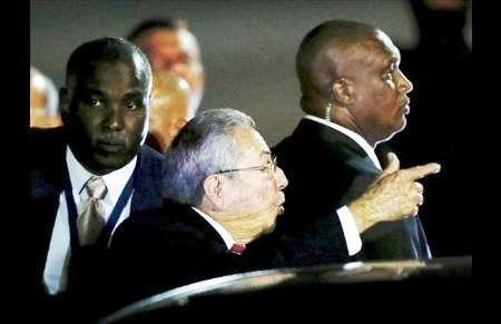 گفت وگوی تلفنی باراک اوباما و رائول کاسترو