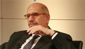 البرادعی: نظام مبارک برگشته است، مرسی برحق بود