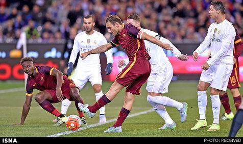 طلسم رئال مادرید مقابل رم با زیدان میشکند؟