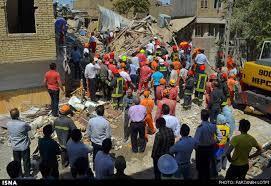علت حادثه انفجار در قم در دست بررسی