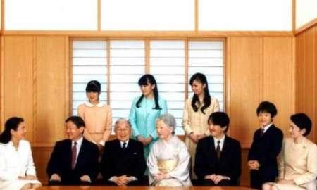 ژاپن و مشکل جانشین امپراتور