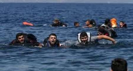 اجساد 104پناهجو درسواحل لیبی از آب گرفته شد