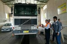 صدور بیش از 44 هزار برگ معاینه فنی در قزوین