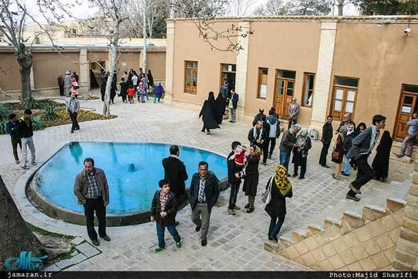 بازدید نوروزی 70 هزار گردشگر داخلی و خارجی از اماکن منتسب به امام خمینی(س)