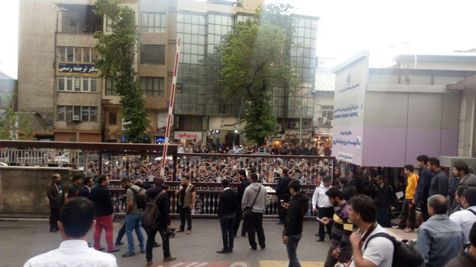جی پلاس؛ میدان تجریش میزبان هواداران مهرداد اولادی شد