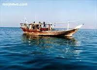 توقیف یک فروند کشتی فاقد هویت در خلیج فارس
