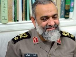 اشتباه داعش؛ سردار نقدی در میان شهدای سوریه است!+ عکس