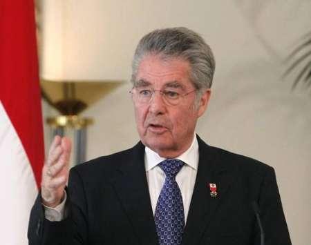 آغاز مذاکرات ایران و اتریش در کاخ سعدآباد