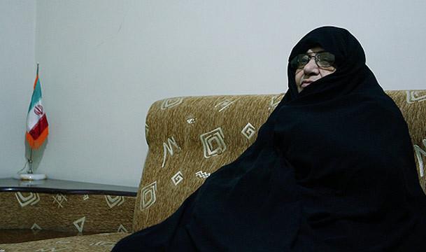 روایت مرضیه دباغ از امام خمینی درباره حق طلاق زنان+فایل صوتی