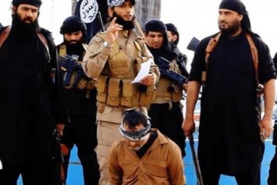 داعش یک عضو ایدزی خود را اعدام کرد